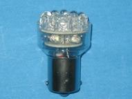 Автосветодиод S25-BAY15D-24LED-12V(double contact)