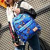 Городской рюкзак с Рыбами, фото 5