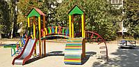 Детский игровой комплекс Ростик БК – 704Р