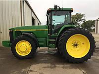 Трактор JOHN DEERE 8400 1997 года, фото 1