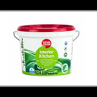 Краска для кухни моющаяся Interior Kitchen Vivacolor