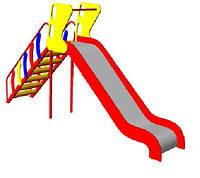 Горка для детской игровой площадки БК-724Г
