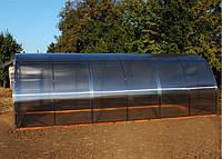 Теплица Казачок арочного типа под поликарбонат или пленку 12*3*2м (дл*шир*выс)