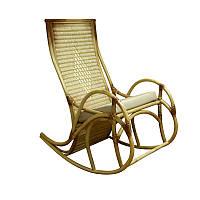 Кресло-качалка из ротанга Каприз, фото 1