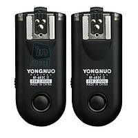 Радиосинхронизатор Yongnuo RF-603II C3 для Canon с кабелем LS-2.5/C3.