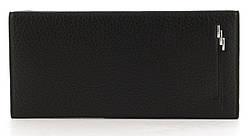 Мужскойстильный практичный классический портмоне бумажник под купюруPUкожиFUERDANNI art. Q-228-1черный