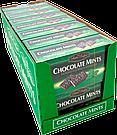 Шоколадные пластинки с мятной начинкой Maitre Truffout, 200г., фото 2