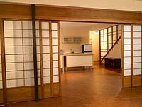 Двери большого размера раздвижные