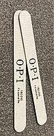 Пилка для ногтей OPI Grey 180/240