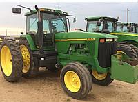 Трактор JOHN DEERE 8100 1996 года, фото 1