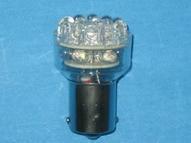Автосветодиод S25-BA15S-24LED-24V