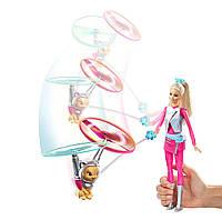 Кукла Barbie и летающий кот из м/ф Звездные приключения Mattel