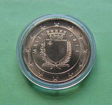 Мальта 5 евро 2014 г. 100 лет со дня начала Первой Мировой Войны . UNC., фото 2