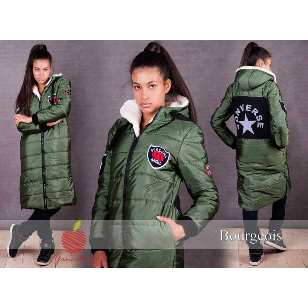 b2497861cf2 Пальто женское стеганое Канада
