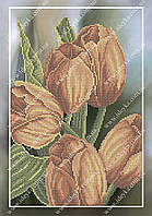 Вышивка бисером - Весенний шарм