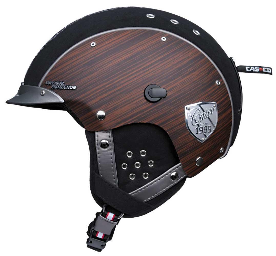Горнолыжный шлем Casco SP-3 snow edelholz (MD)