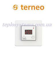Терморегулятор для теплого пола TERNEO ST (белый), Украина