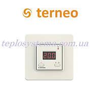 Терморегулятор для теплого пола TERNEO ST (слоновая кость), Украина
