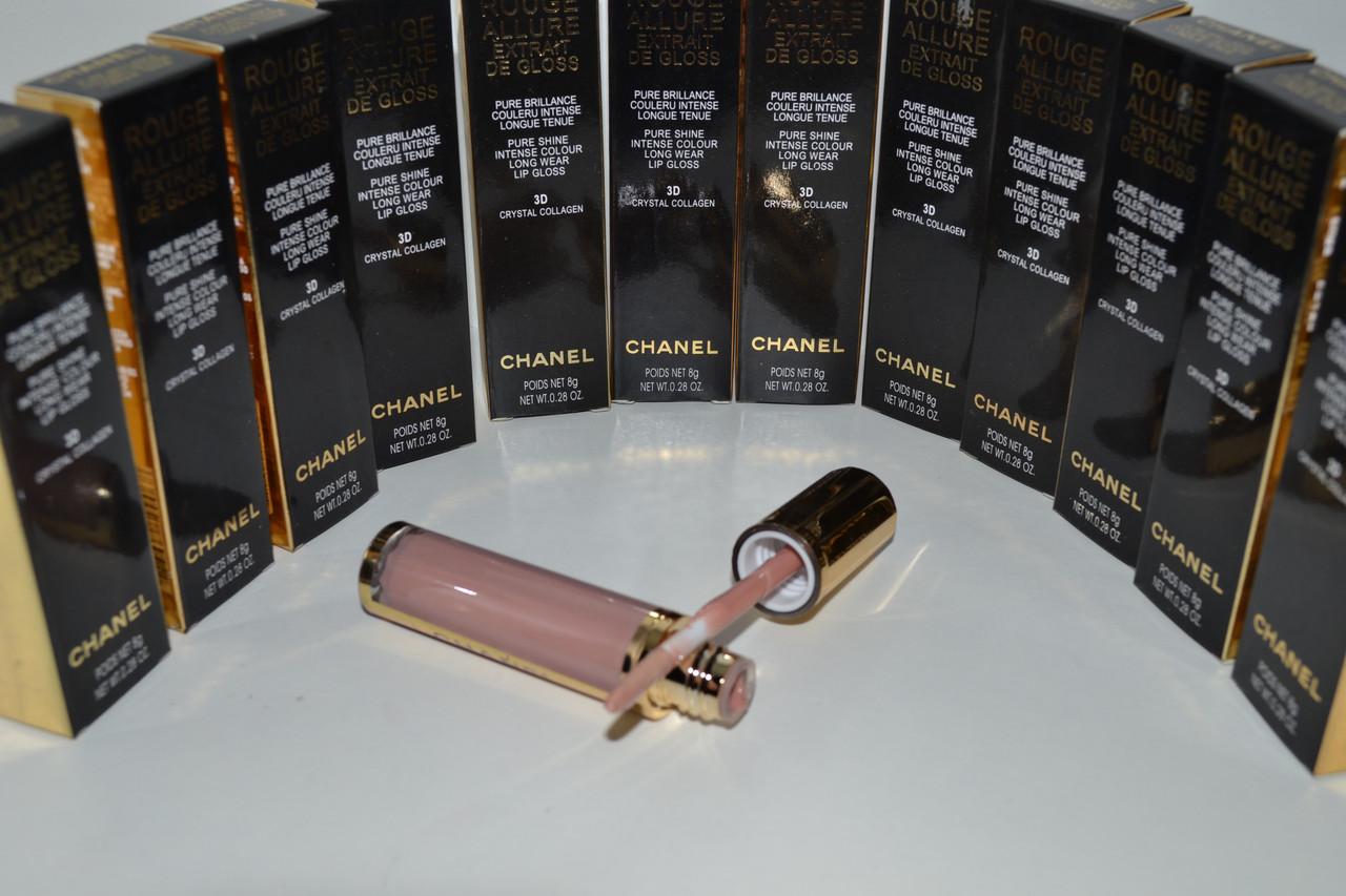 Блеск для Губ CHANEL Rouge Allure Extrait De Gloss SET B