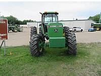 Трактор JOHN DEERE 4960 1993 года, фото 1