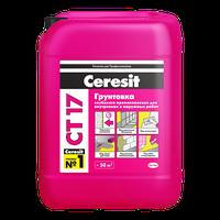 Ceresit CT 17. Грунтовка глубокого проникновения