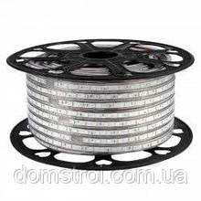 Светодиодная лента BIOM SMD 3528 220v, 60 LEDs/m, 4W IP67