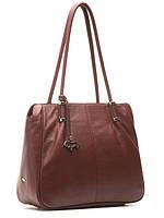 Красивая сумка женская из натуральной кожи в 4х цветах L-2108-1