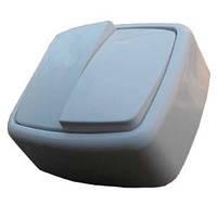 Выключатель двухклавишный настенный А5 10-144 УХЛ4