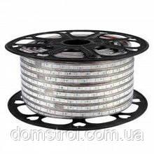 Светодиодная лента BIOM SMD 5050 220v, 60 LEDs/m, 6W IP67