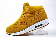 Кроссовки унисекс Nike Air Max 87 на меху, Yellow