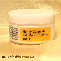 Увлажняющий крем для лица с экстрактом меда и керамидами COSRX Honey Ceramide Full Moisture Cream 50ml