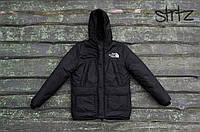 Теплый зимний мужской пуховик/парка/куртка тнф/The North Face