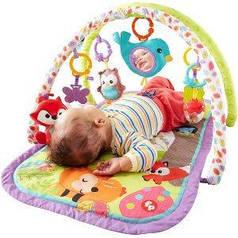 Детский развивающий коврик Fisher-Price 3-in-1 Musical Activity Gym CDN47
