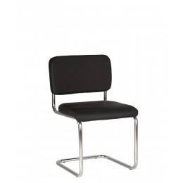 Мягкий стул для посетителей SYLWIA LUX (BOX-4)