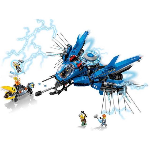 Ниндзяго Муви Самолет Джея серии Lepin