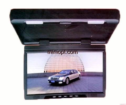 """Автомобильный телевизор потолочный 19"""". TV, DVD, USB, SD/MMC"""
