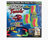 Magic Tracks 220, светящийся трек, фото 1