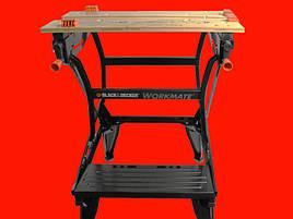 Стіл для столярних робіт Black&Decker WM536