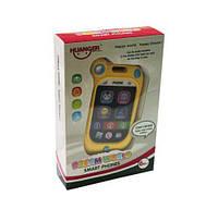 "Музыкальная игрушка 789-1 (120шт/2)батар,""Телефон"", мелодии, звуки,на планшетке13,2*8*3см 789-1"