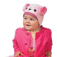 Детские шапки для малышей оптом размер 40-42-44