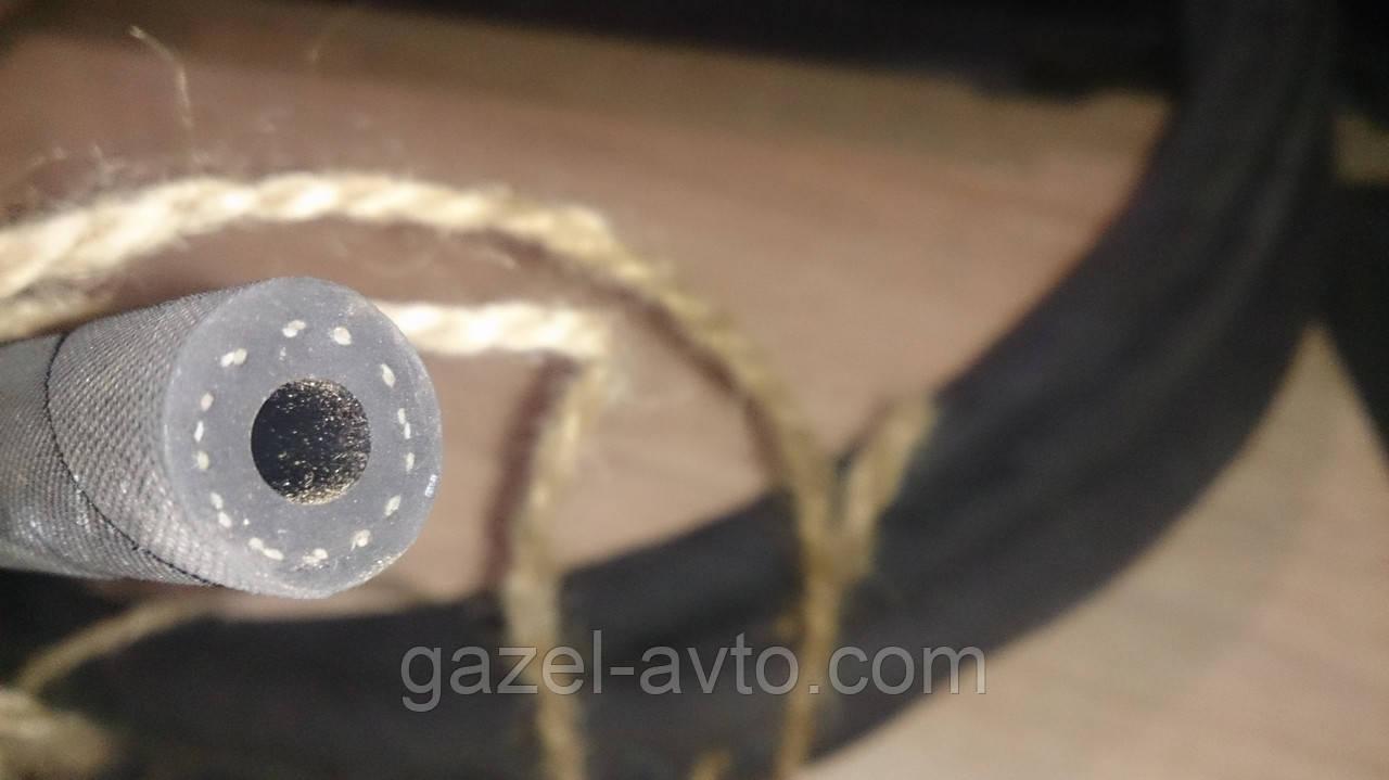 Шланг маслобензостойкий диаметр 6 в оплетке
