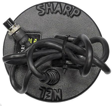 Катушка NEL Sharp для металлоискателя Minelab X-Terra 305 частота 18,75 кГц