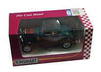 Модель зеленая металлическая   1932 Ford 3-Window Coupe w/printing  арт. KT5332FW KT5332FW