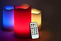 Светодиодные свечи + пульт LED Scented Candles