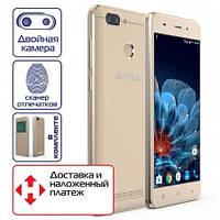 S-TELL M578 Gold Android 7, Двойная камера/ гарантия 12 месяцев