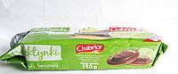 Delektynki шоколадно бисквитное печенье желе со вкусом лайма 150 г Польша