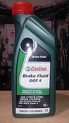 Castrol тормозная жидкость DOT 4 1 л