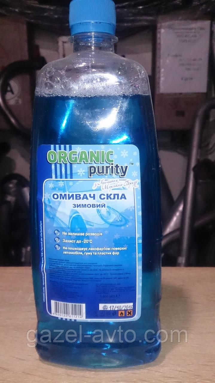 Organic purity Омыватель стекла 1 л