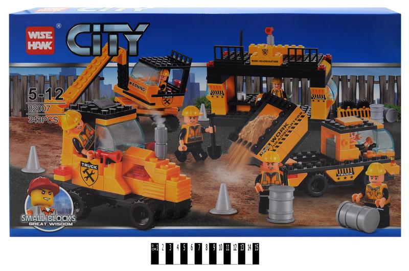 Конструктор CITY 82007