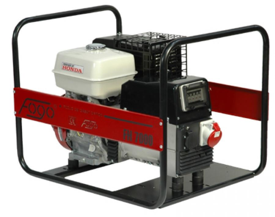 Бензиновый генератор Fogo FH 7000 E